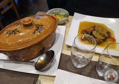 Dónde comer en Ribeauvillé, Au Cheval Noir