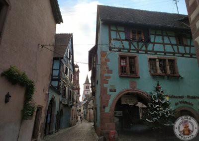 Calles de  Riquewihr