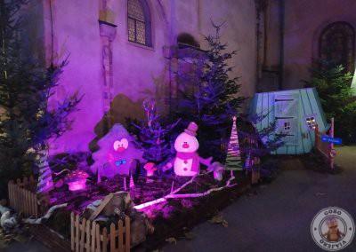 Decoración de navidad en Turckheim