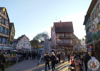 25a Grand'Rue – La casa mejor decorada y más fotografiada de Colmar