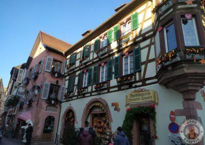 Boulangerie Pâtisserie Loewert y Au Péché Mignon en Rue du Général de Gaulle