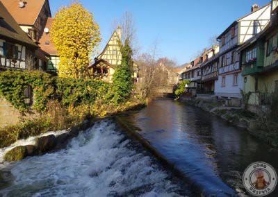 Visita al pueblo de Kaysersberg en Alsacia