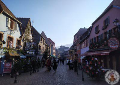 Rue du General de Gaulle, la calle principal