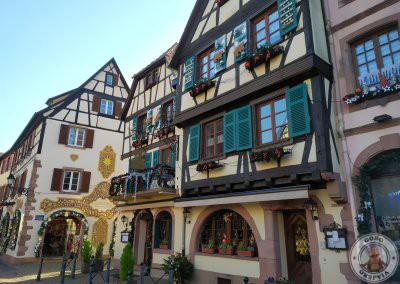 Fachada del Restaurante Du Chateau en 38 Rue du Général de Gaulle