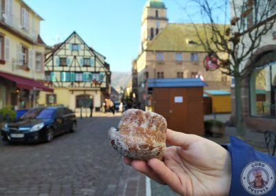 Mini Kougelhopf - Dulce típico de Kaysersberg