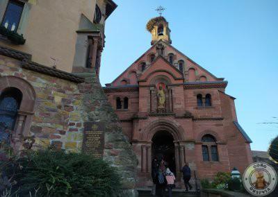Chapelle Saint-Leon