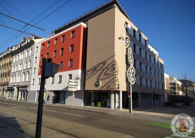 Mulhouse - B&B Hôtel Mulhouse Centre