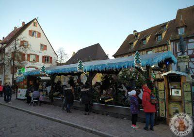Mercado de Navidad de la Petite Venise