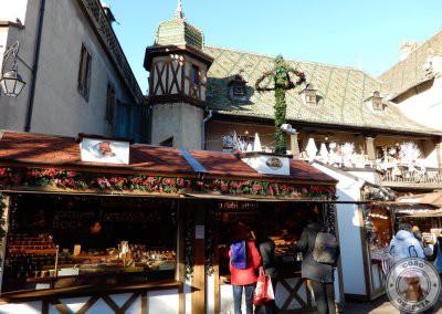 Mercado de Navidad de la Place de l'Ancienne Douane