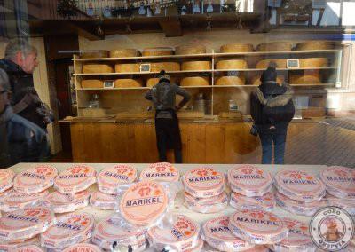 Tienda de quesos Munster