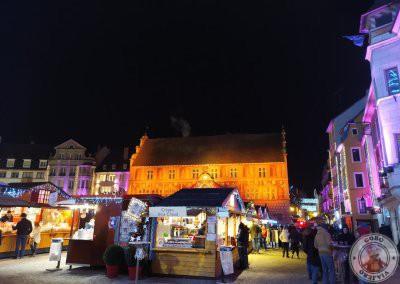 Mulhouse y su mercado de Navidad
