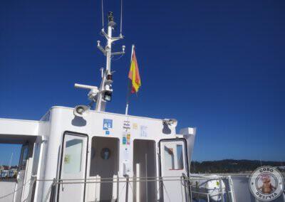 Visita a la Isla de Ons en barco desde Portonovo